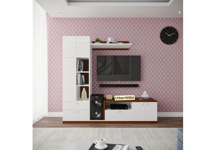Vitto Modular TV Unit ( Frosty White )