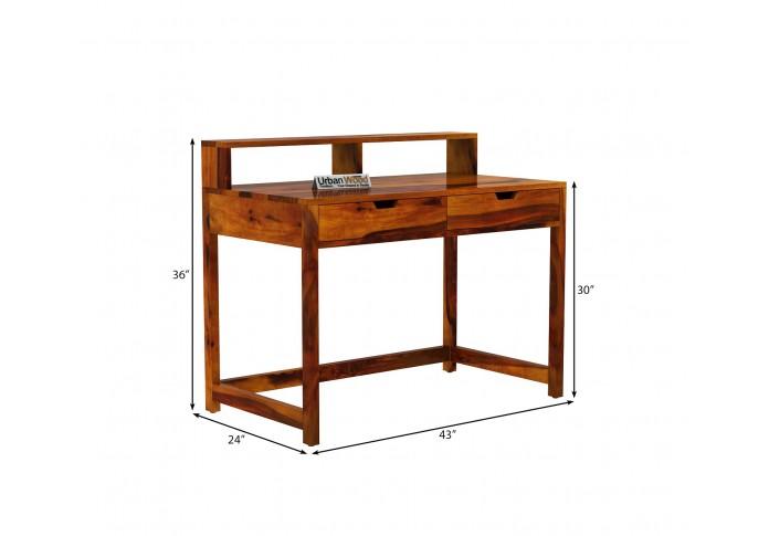 Anrich Study Tables ( Honey Finish )