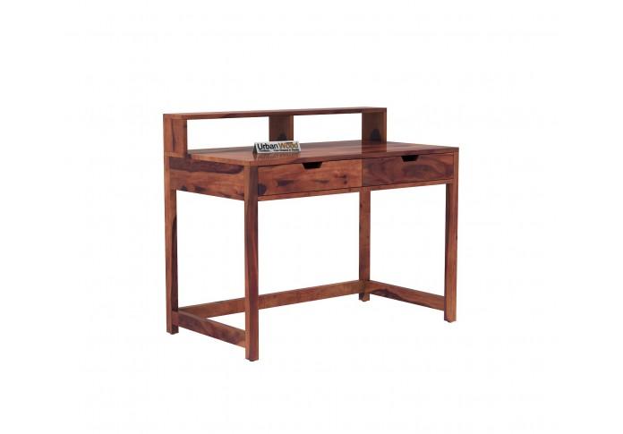 Anrich Study Tables ( Teak Finish )