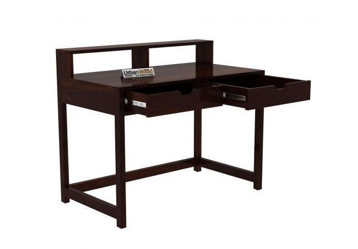 Anrich Study Tables ( Walnut Finish )