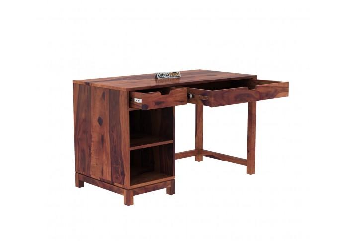 Kagiso Computer Table ( Teak Finish )