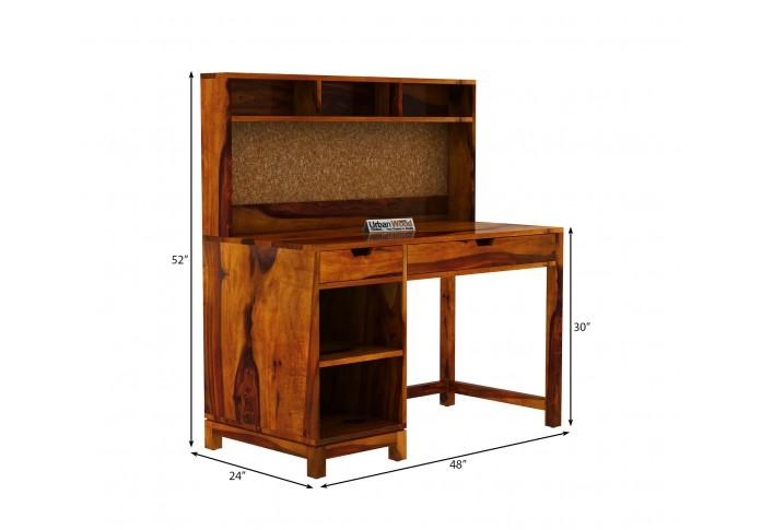 Kagiso Study Tables <small>(Honey Finish)</small>