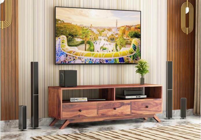 Bia TV unit <small>( Teak Finish )</small>