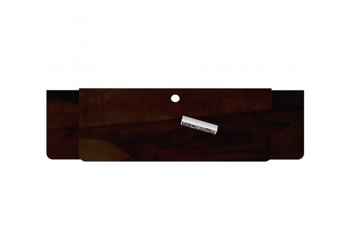Talle Wooden Wall Mount TV Unit (Walnut Finish)