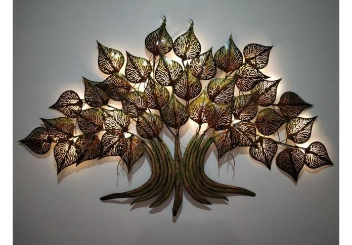 Metal Peepal Tree